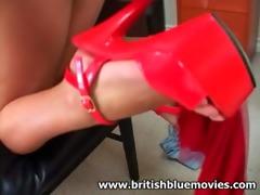 roxy jezel - british thai pornstar anal hardcore
