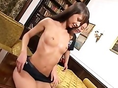 amwf angelina crow interracial with oriental chap