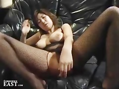 uncensorded japanese solo gal fake penis
