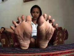 pov oriental feet