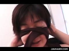 lascivious japanese dark brown acquires teats