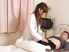 sexy japanese doctor has sex part5