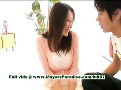 mai uzuki innocent breasty chinese babe gets