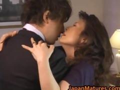 hitomi kurosaki older japanese woman part7