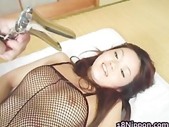 kaoru mugi oriental hottie is in gang group-sex