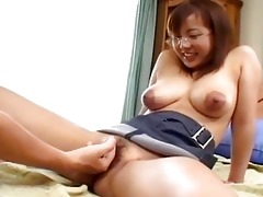 busty japanese chick screwed at home uncensored