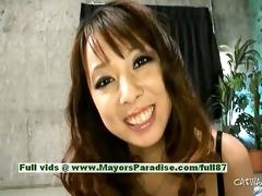 asuka blameless fascinating chinese gal enjoys
