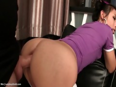 transsexual nin football fuck creampie