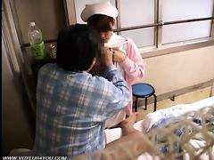 oriental lady nurse voyeur sex