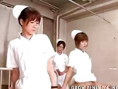 japanese student nurses training and practice