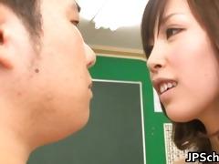 cute recent school student rico yamaguchi part0