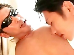 japanese office guys goes lustful after work